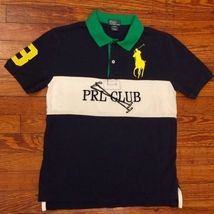 Polo by Ralph Lauren ( PRL CLUB Boys polo shirt)